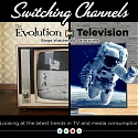 (Infographic) The Evolution of Television, Watching & Advertising
