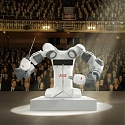 (Video) ABB's YuMi Robot Takes on the Role of Conductor