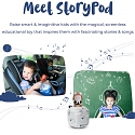 The Smart, Screenless Storytelling Toy For Kids - Storypod