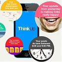 ThinkUp Helps the Social Network User See the Online Self
