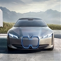 (Video) BMW's i Vision Dynamics Targets Tesla-Topping Range in a Four-Door Coupe
