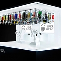 (Video) Toni The Robotic Bartender Manages 158 Bottles, Crafts Cocktails