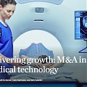 (PDF) Mckinsey - Delivering Growth : M&A in Medical Technology