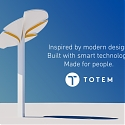 (Video) Solar-Powered Street Light Charges Electric Vehicles - Totem Power