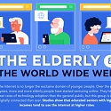 (Infographic) The Elderly & The World Wide Web