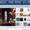 Monthly Trend Report - October. 2019 Edition