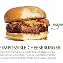 (Video) Impossible Foods Raises a Whopping $108M For Its Plant-Based Burgers
