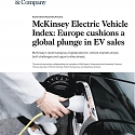(PDF) McKinsey Electric Vehicle Index : Europe Cushions a Global Plunge in EV Sales