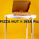 New Campaign Makes Those Delicious IKEA Meatballs a Pizza Hut Hong Kong Topping