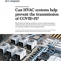 (PDF) Mckinsey - Can HVAC Systems Help Prevent Transmission of COVID-19 ?