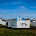 (Video) Recharge Station Gives SkyX Drones Potentially Unlimited Range