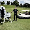 (Video) Golf Cart Jetpack Gives New Meaning to a