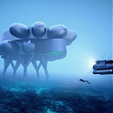 Ambitious Designs for Underwater 'Space Station' and Habitat Unveiled