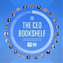 (Infographic) The CEO Bookshelf : 22 Top CEOs Reveal Their Favorite Books