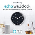 Amazon's Echo Wall Clock Now Shipping for $30