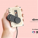 The Elbow Cassette Player Concept is as Impractical as a Cassette Tape