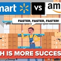 Amazon vs. Walmart : Who's Really Winning Online Grocery ?