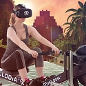 (Video) How to Workout with Virtual Reality by HOLODIA