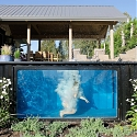 Shipping Container Pool Can be Installed in Minutes - Modpools