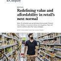 (PDF) Mckinsey - Redefining Value and Affordability in Retail's Next Normal