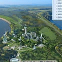 World's First Wind Turbine Amusement Park is Dutch-Made, Everyone-Approved