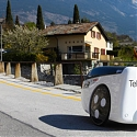 Driverless Vehicles Offer Autonomous Delivery