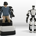 (Video) You Can Virtually Inhabit Toyota's New Humanoid Robot - T-HR3