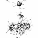 (Patent) Facebook Granted Patent for Self-Balancing Robot