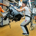 Audi Chairless Chair Part of Exoskeleton for Worker Trend