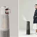 This Humidifier-Heater Appliance will Keep You Healthy - Heattle