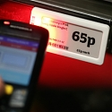 Supermarket Ditches Paper Price Tags for Digital Ones