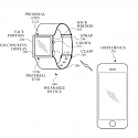(Patent) Future Apple Watches could Sport Vein Scanning Technology