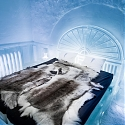 World's First Permanent Ice Hotel Opens North of The Arctic Circle - Icehotel 365