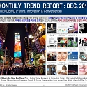 Monthly Trend Report - December. 2016 Edition