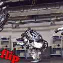 (Video) A Company Google Sold to SoftBank Released a Video of a Robot Doing a Backflip