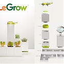 LeGrow Smart Garden Is Like LEGO Blocks for Growing Plants