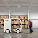 Electric-Assist Cargo Quadracycle is Bound for British Streets - EAV Cargo