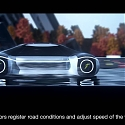 (Video) Goodyear Reveals Futuristic Concept Tires for Autonomous Cars - Eagle 360