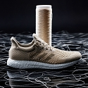Adidas' New Bioengineered Sneaker Made of Synthetic Spider Silk