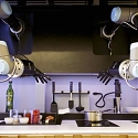 (Video) Automated Kitchen Features Robot Chef - Moley
