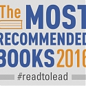 (Infographic) Global Influencers - The Most Recommended Books 2016