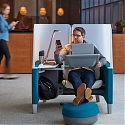 (Video) Cocoon-Like Desk  Helps You Concentrate On Work - Brody WorkLounge