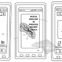 (Patent) Motorola Designed a Phone Screen That Repairs Itself
