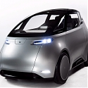 Crowdfunded Bubble EV Charges Ahead