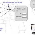 (Paper) VR Finger Tracking That Recognizes Air-Drawn Passcodes - FMKit