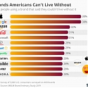 The Brands Americans Can't Live Without
