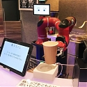 (Video) Robotic Barista Serves Coffee to Customers at Shibuya Cafe in Central Tokyo