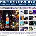 Monthly Trend Report - February. 2018 Edition