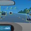 (Infographic) Here's How The Sensors in Autonomous Cars Work