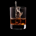 (Video) Suntory Whisky 3-D Printed the World's Most Incredible Ice Cubes